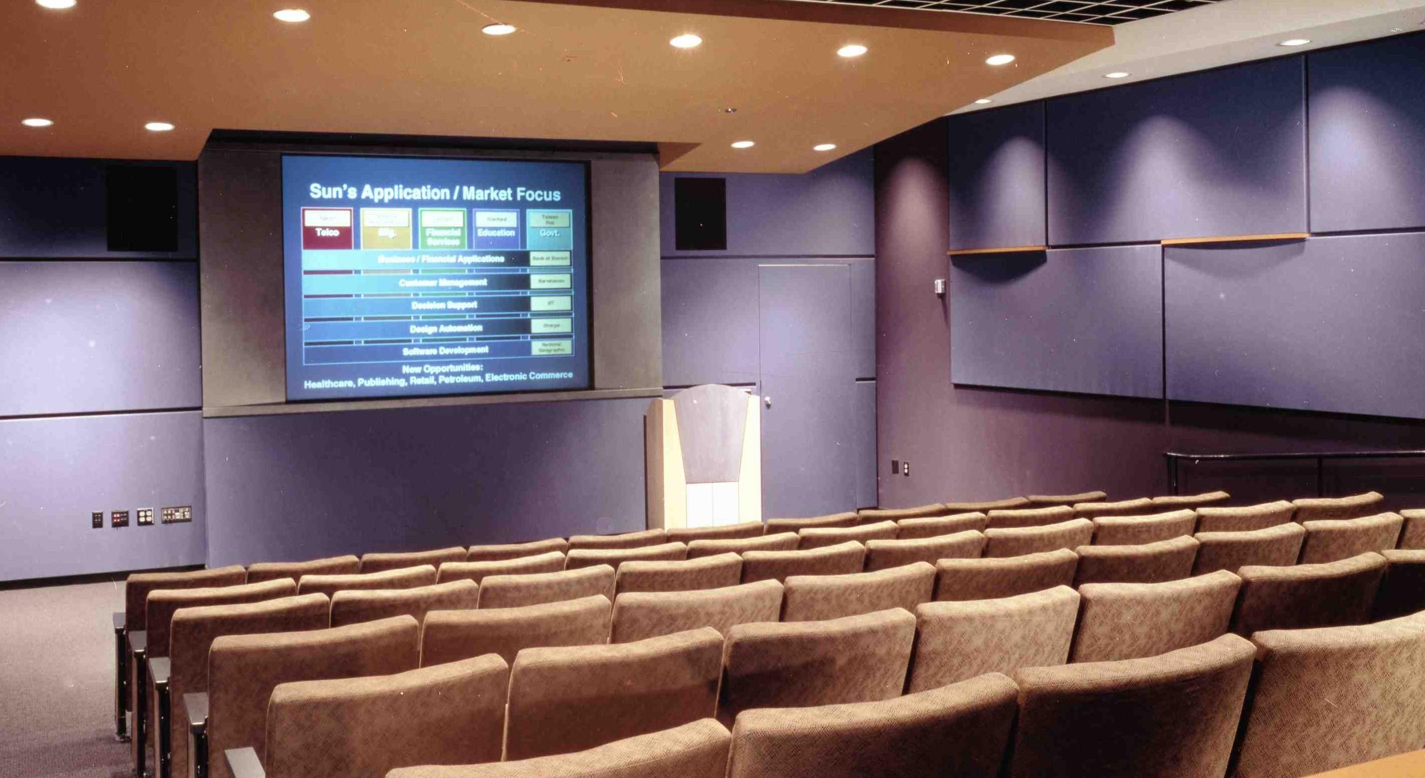 Sun Presentation Auditorium